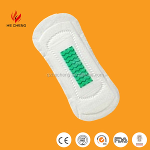 Wholesale super absorbent comfortable medicine sanitary napkin