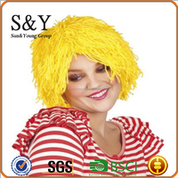 Clown Wool Wig Party Wig for Carnival or festival party