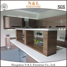 2015 China Made modern mini Kitchen cabinet units with sink,kitchen furniture display kitchen cabinets for sale