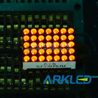 0.7 inch/5*7 dot matrix led display,led