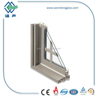 clear/tinted/reflective/tempered/laminated /argon/lowe insulating glass unit