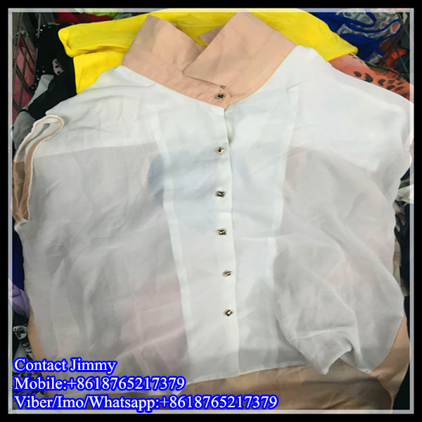 Sale used clothes Items bulk lots second hand clothings wholesale in bales