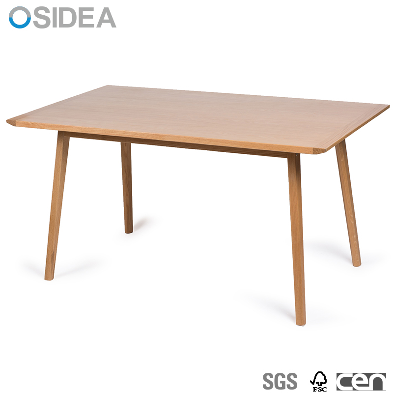 Modern Solid Wood Dining Table Designs