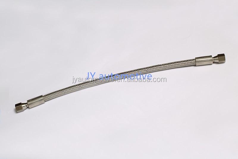 Stainless Steel Flexible Brake Lines : Flexible stainless steel braided brake hose line