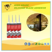 acetic cure GP silicone sealant for glass aluminum