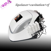 body contours touch screen slimming cavitation+rf machine