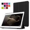Consumer Electronics Wholesale 3 Folding Flip Leather Case for Huawei MediaPad M2 10.0 with Stand