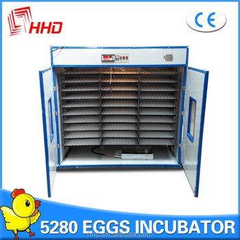 HHD 3 Years warranty industrial egg incubator hatching machine for sale YZITE-24