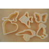 Wholesale blossom spring food grade cookie cutters set/cookie cutter