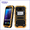 Waterproof Android Smartphone 4.3 Inch Capacitive Touch Screen 5.0MP Camera Dual SIM Card WIFI GPS cellphone free sample