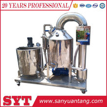 Honey processing equipment with high-capacity