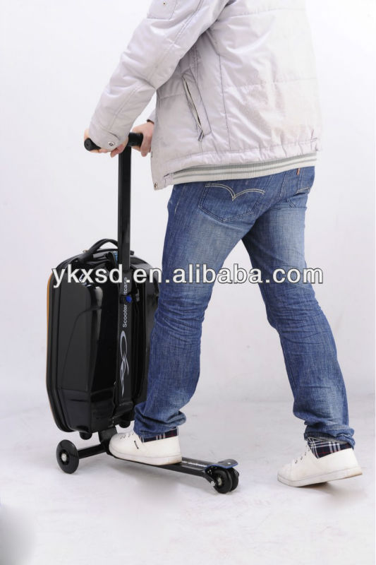 PC+ABS Column Bar trolley luggage