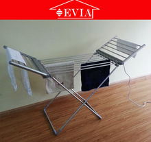 EVIA aluminum free standing indoor&outdoor folding clothes drying rack