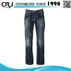 Custom Men No Label Jeans Dealer Factory Price