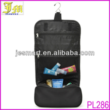 2014 Hot New Products Waterproof Travel Toiletry Bag Foldable Hanging Cosmetic Bag Organizer