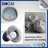 metallic aluminum silver pigment for spray wood paint