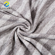 2018 Hot Sale Knit Microfiber Brushed Polyester Cotton Pique Fabric