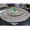 Sale Polished Round Natural Marble Table Top Dining Top