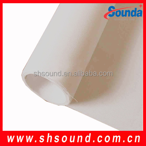 High quality PVC roofing canvas