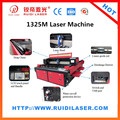 Guangzhou metal sheet stainless steel co2 laser cutting machine with 300w laser tube