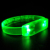 Factory Best Products Fashion Christmas Gifts Led Light Up Flashing Wristband TZ-W230M