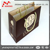 New fancy custome logo printed shopping bag ,gift bag,paper bag with handle