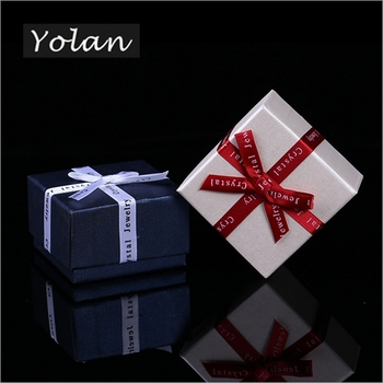 paper ring box gift ring jewelry box manufacturers Yiwu