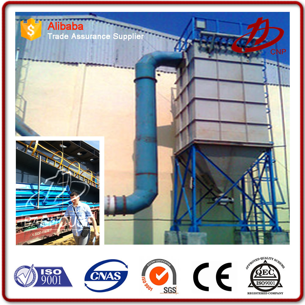 Industrial pulse baghouse dust collector dust extraction filters