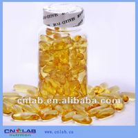 Hot sale fish oil omega 3 softgel 1000mg oem fish oil refinery