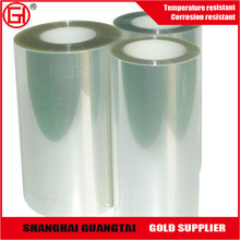 Soya Self Adhesive Customized Stretch Film Transparent Film Roll, Clear Pet Film Roll Scrap
