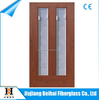 Laminate safety door design frp material fiberglass FRP door