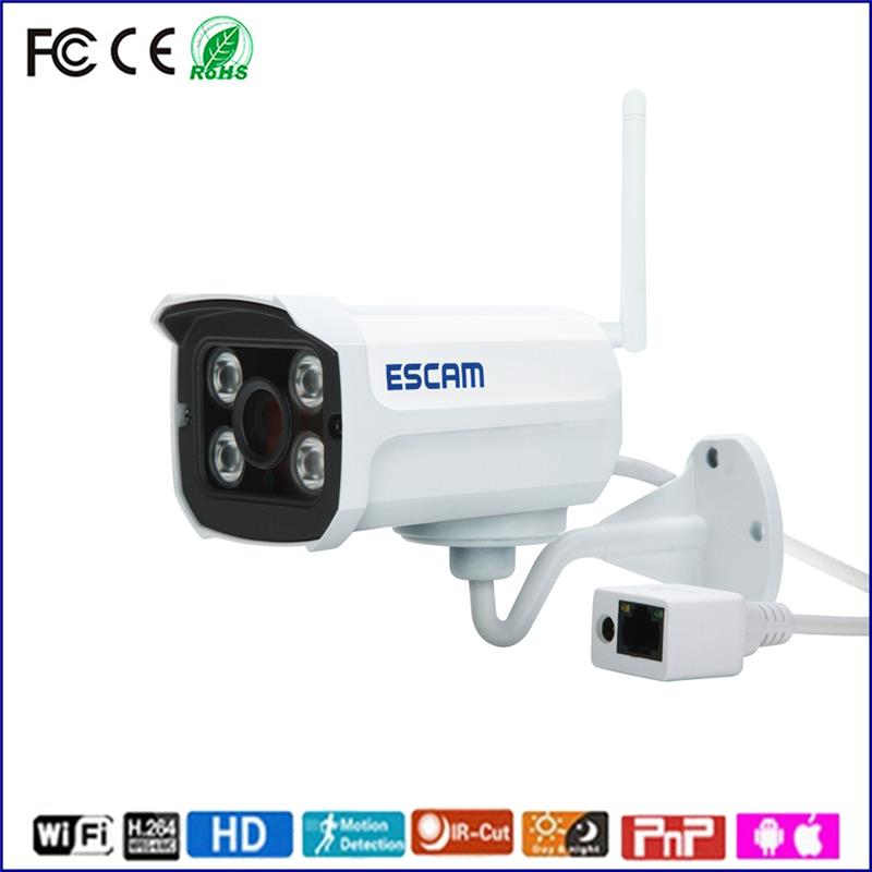 ESCAM ip camera face recognition latest electrical technology wifi backup camera android cctv camera kit