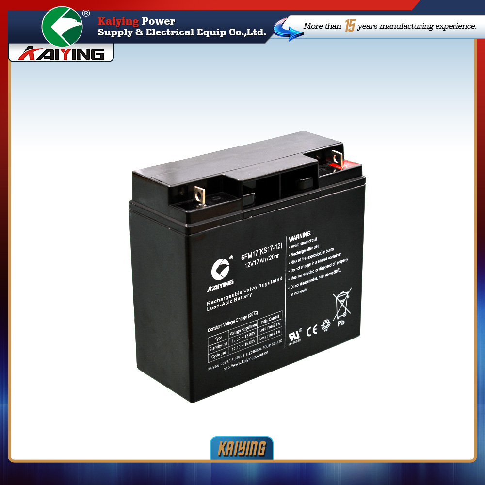 12v18Ah Sealed Lead Acid Battery Rechargeable Battery Storage Battery