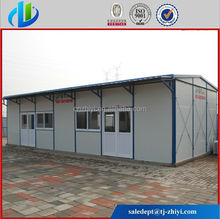 Good Feedback China PVC prefabricated House Prices