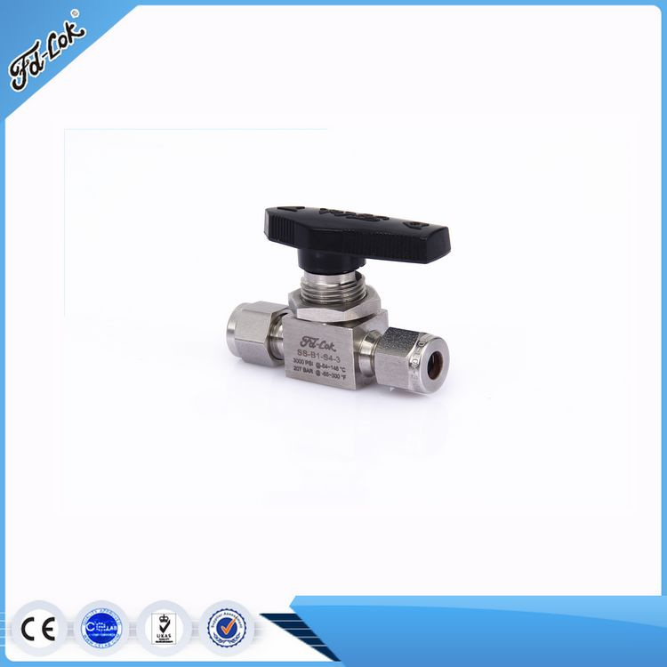 SS316 3000psi Acid Resistant Ball Valve