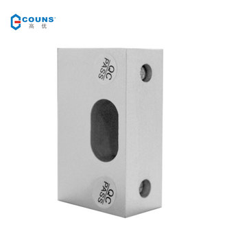 COUNS CU-J01 Durable Glass Sliding Door Clip Holder for Electric Bolt Lock