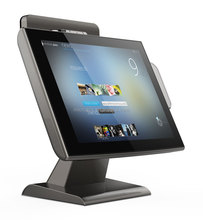 "15"" restaurant pos system/Pos Terminal/ Micropos All In One Pos Capacitive Touch Screen"