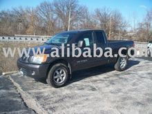 Used 2008 Nissan PICKUP 4x4 Regular Cab SB