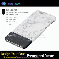 2016 Alibaba Wholesale High Quality Marble Black & White Cell Phone Accessories Case Cover, marble Case for Apple