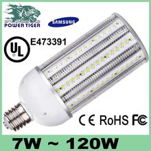E39 Medium Socket Retrofit Parking Lot LED Corn Light Bulbs 100 W 120lm/w Led Corn smd 5730