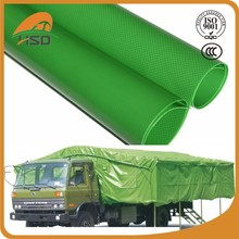 Top level waterproof pvc tarpaulin cover for truck side curtain