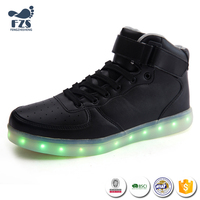 factory made Color Change led shoes