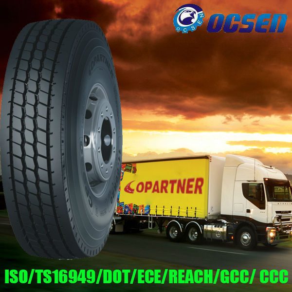 heavy load all steel radial China extra-depth new tires