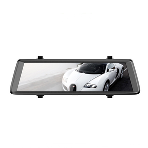2018 10 Inch Android DVR Camera 3G Camera GPS Rearview Mirror Smart Car Mirror