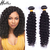 Factory Wholesale Double Drawn Unprocessed Kinky Curly Weave Brazilian Remy Hair