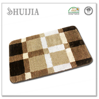 whole set microfiber bath rug