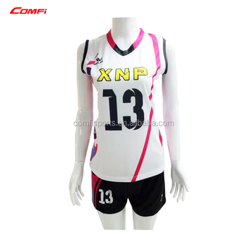 custom sublimation shirts volleyball jersey with names and numbers