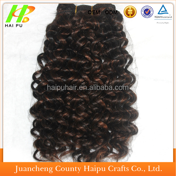 English talking supplier Mongolian virgin kinky curly hair