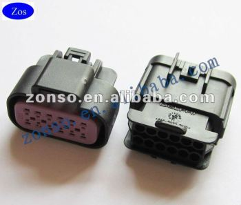 delphi 12pin male female gm connectors