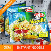 hot beef flavor instant noodles with profassional production line